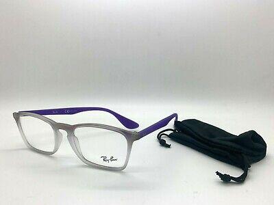 New Ray ban  Eyeglasses RB 7045 5600  Iridescent Purple Size (Purple Prescription Glasses)