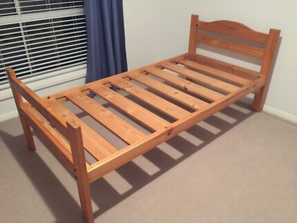 Single Bed Frame Charlestown Lake Macquarie Area Preview