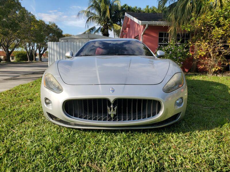 Image 1 Voiture American used Maserati Gran Turismo 2009