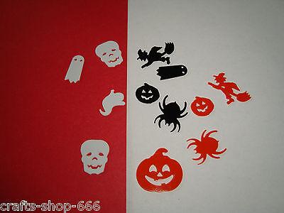 Halloween Streuelemente  Streudeko   Tischdeko   ca.7g Basteln Kartengestaltung - Halloween Basteln