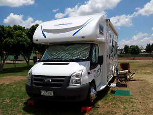 Sunliner 2011 motorhome Bundaberg North Bundaberg City Preview