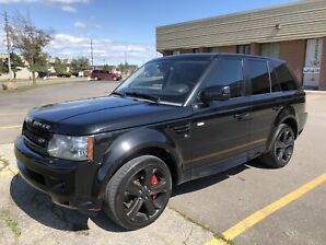 2010 Range Rover Sport Supercharged. Clean. Certified. $22500