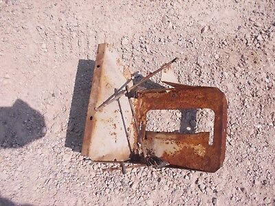 Ford 8n Tractor Tool Box Holder Battery Tray Bolts