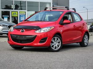 2011 MAZDA2 GS HATCHBACK MANUAL TRANSMISSION