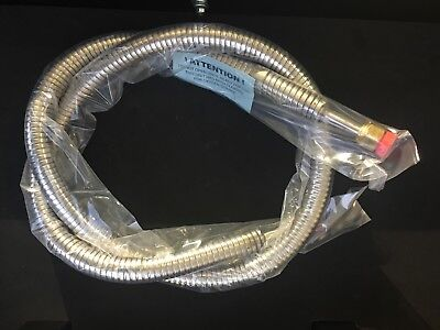 6 Foot Ln2 Cryogenic Transfer Hose