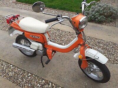 Historic bike.Suzuki fz 50 cc auto . 1978..bike is located .in lincolnshire.