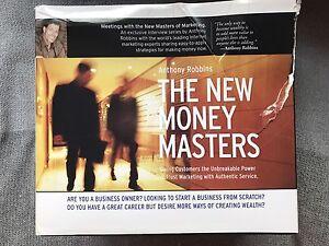 Anthony Robbins- New Money Masters Kurri Kurri Cessnock Area Preview