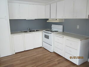 2 BEDROOM MOBILE HOME FOR RENT AUG 1