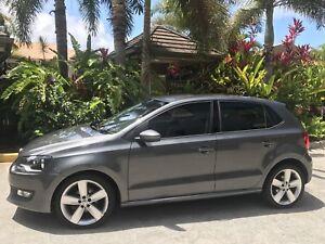 2013 TDI comfrotine Volkswagen Polo