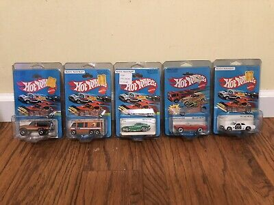 *.01 AUCTION*...LOT OF 5 VINTAGE Hot Wheels ..GREAT CONDITION! NIP! NO RESERVE!!