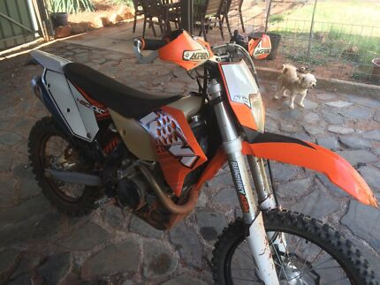 2010 ktm 450 exc Leinster Leonora Area Preview