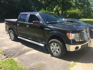 2012 F-150 supercrew XTR