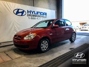 HYUNDAI ACCENT L AUTOMATIQUE + BAS KM + WOW !