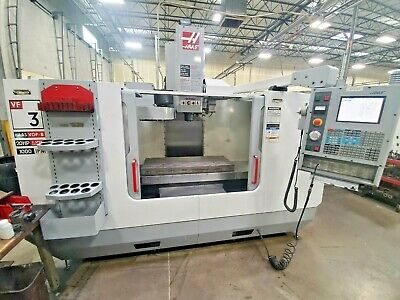 2004 Haas Vf-3b Vector Drive Cnc Vertical Machining Center