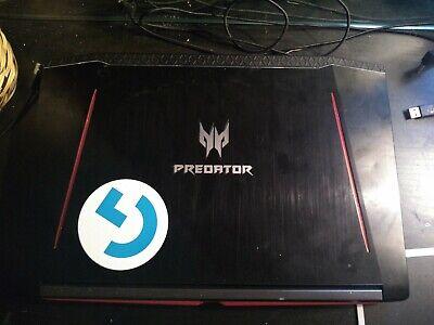 Acer Predator Helios 300 15.6 inch Intel Core i7