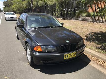 BMW 318i 1998 in good condition