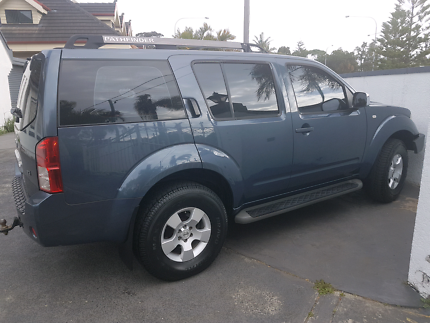 Nissan Pathfinder TI 2005 Long Jetty Wyong Area Preview