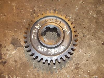 John Deere M Mc Tractor Jd Transmission 3rd Drive Gear M153t M 153 T