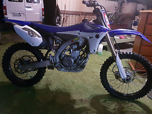 2012 Yamaha YZF450 Muswellbrook Muswellbrook Area Preview