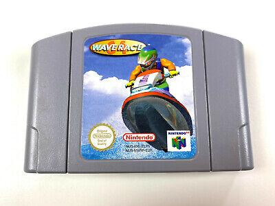 Wave Race 64 - N64 Nintendo 64 PAL