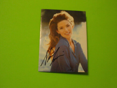 SHANIA TWAIN PRIVATE PARTY INVITATION-AUTOGRAPHED W/SHARPIE-CTRY MUSIC TREASURE