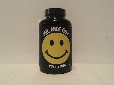Mr Nice Guy the World's Best Glass PVC Acrylic Pipe Water Pipe