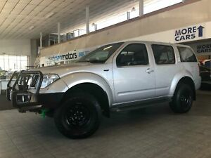 2009 Nissan Pathfinder R51 ST Wagon 7st 4dr Spts Auto 5sp 4x4 2.5DT Wangara Wanneroo Area Preview