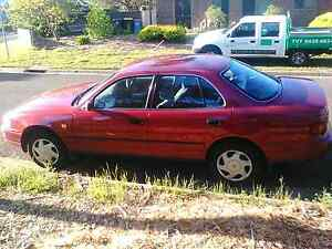 Toyota camry running wreck Flagstaff Hill Morphett Vale Area Preview