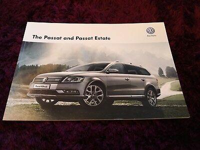 VW Passat & Passat Estate Brochure 2014 - July 2014 issue