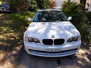 BMW 323ci in great condition Mona Vale Pittwater Area Preview