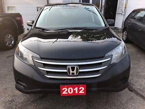 2012 Honda CRV LX