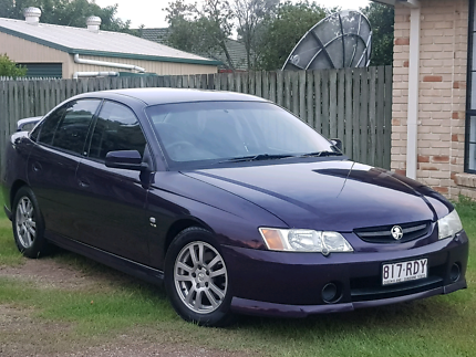 2004 Holden Commodore VY II S, Rego & Rwc