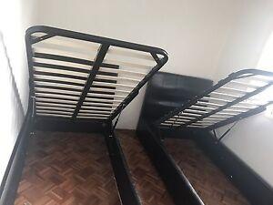 2 x Single beds & 1 mattress Bass Hill Bankstown Area Preview