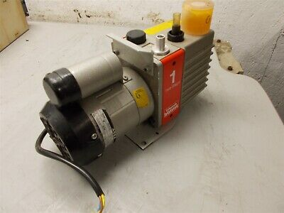 Edwards 1 Two Stage High Vacuum Pump E2m-1