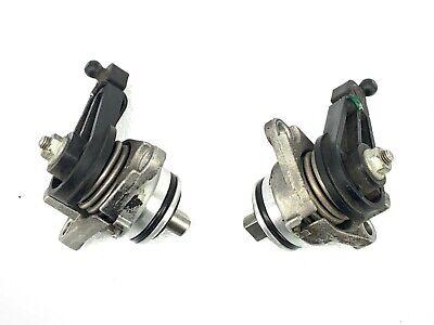 00-06 Audi A8 B3 4.2 L Intake Manifold Adjuster Actuator Spring Arm Valve Set OE