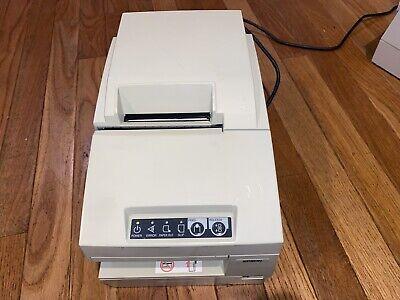Epson Tm-u675 Pos Receipt Printer M146a Usb Interface