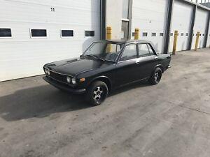 1969 datsun 510 4 door