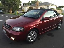 2003 Holden Astra Convertible with RWC Reservoir Darebin Area Preview
