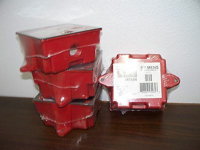500-636129 Siemens Fire Alarm Box Quantity 2