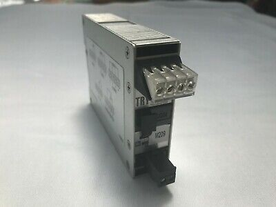 MOORE INDUSTRIES SIX//4-20MA//4-20MA//12-42DC-RF-VTD SIX SIGNAL ISOLATOR USED