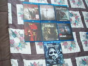 3D Blu Ray Movies Lot