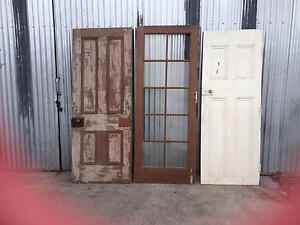 ANTIQUE SOLID TIMBER DOORS Armidale Armidale City Preview