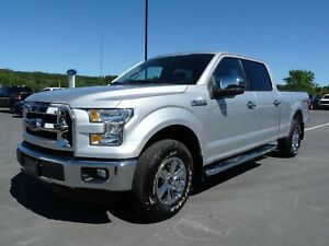 Ford F-150 Cab SuperCrew 4RM  XLT JAMAIS ACCIDENTÉ