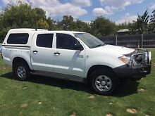 2007 Toyota Hilux Ute Legana West Tamar Preview