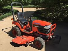 Kubota Tractor with mower deck - 4WD - 22Hp Red Hill South Mornington Peninsula Preview