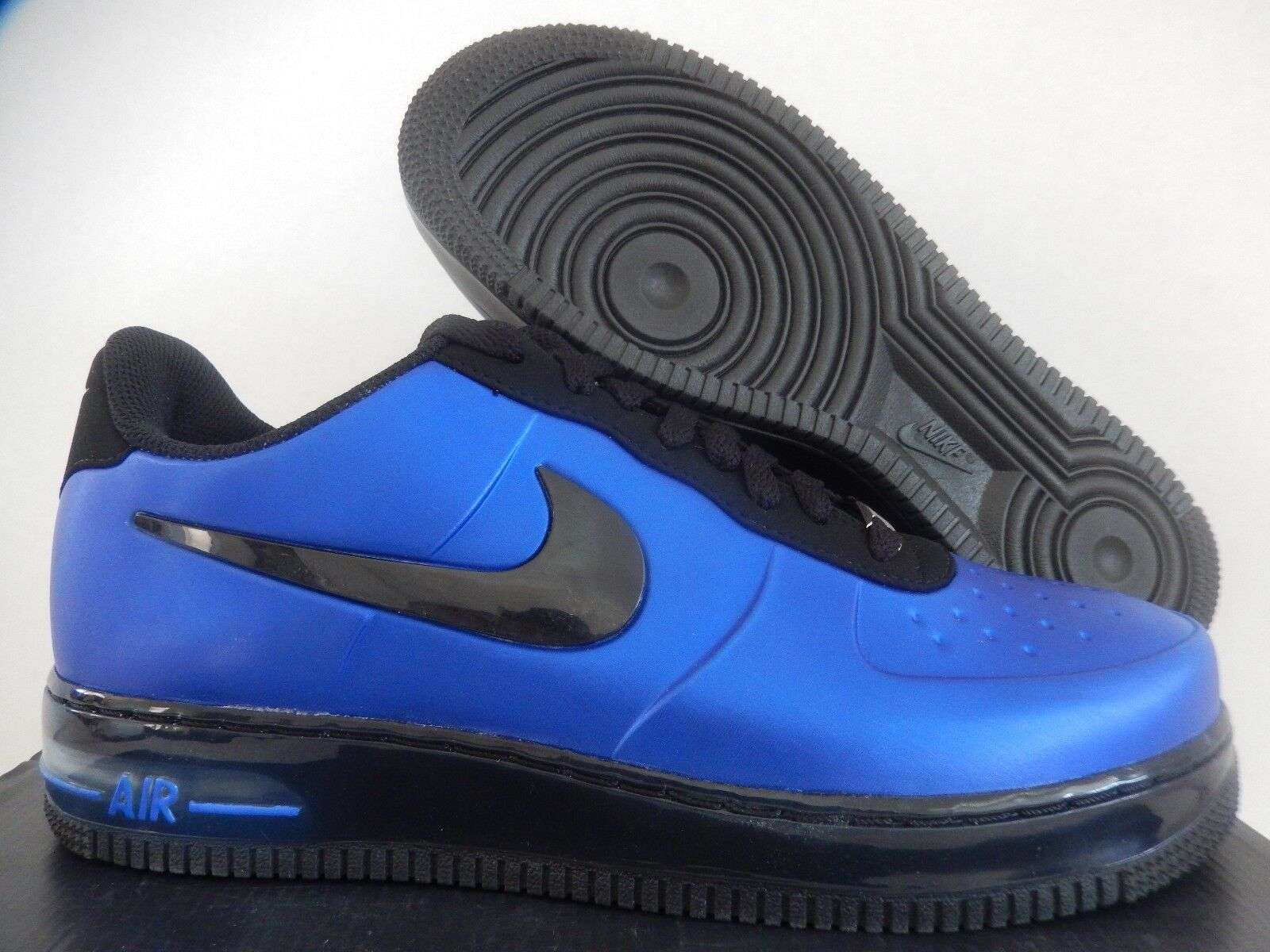 80314f36c46 ... authentic upc 886668536545 product image for nike air force 1  foamposite pro low royal blue sz