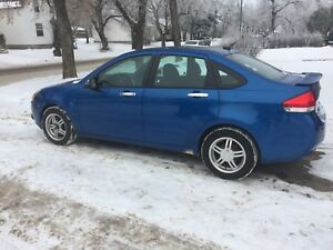 2011 Ford Focus SE 5 speed