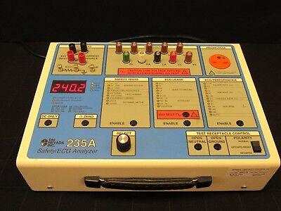 Dynatech Nevada Dni 235a Safety Analyzer - 240 Volt Version Calibrated