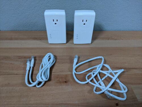 ZyXEL AV2000 Pass-thru Ethernet Adapter Powerline