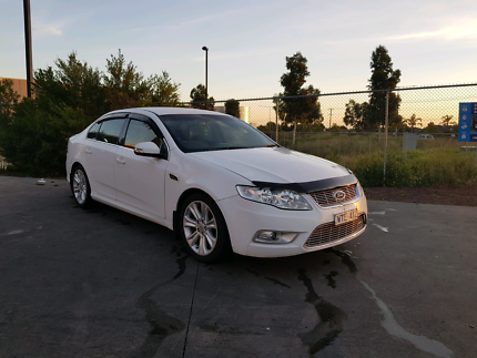 FORD G6E TURBO - ZF 6SPD  Campbellfield Hume Area Preview